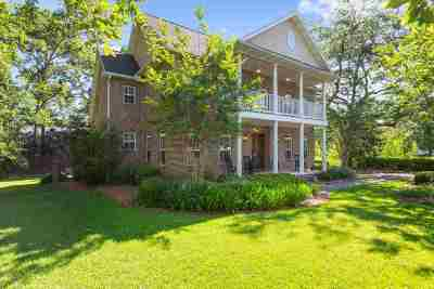 Tallahassee Single Family Home For Sale: 1318 Preakness Point