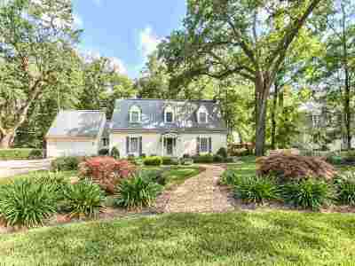 tallahassee Single Family Home For Sale: 2515 Armistead Road