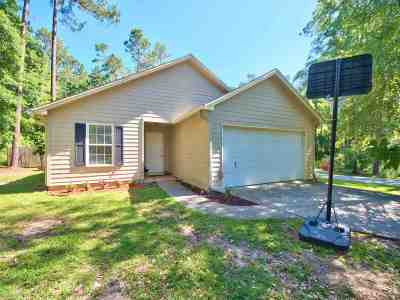 tallahassee Single Family Home For Sale: 8227 Hunters Ridge Trail