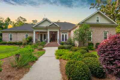 tallahassee Single Family Home For Sale: 9700 Moccasin Gap Road