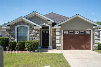 tallahassee Single Family Home New: 5241 Montejo Drive