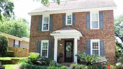 tallahassee Single Family Home For Sale: 1462 Mitchell Avenue