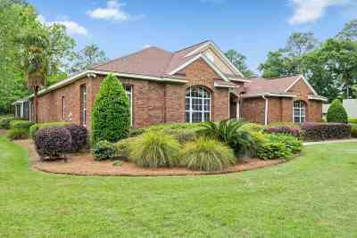 Tallahassee FL Single Family Home New: $475,000