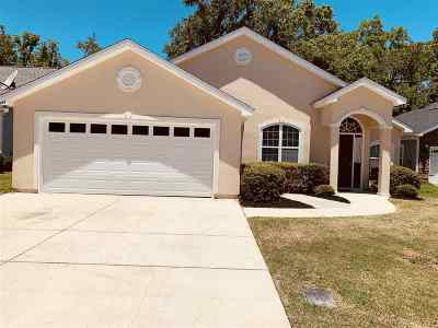 Tallahassee FL Single Family Home New: $285,000