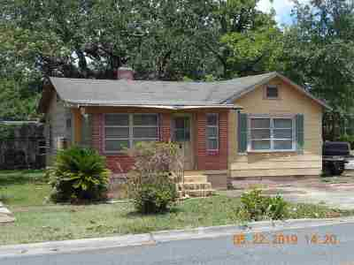 Tallahassee FL Single Family Home New: $85,000