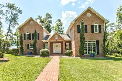 Gadsden County Single Family Home For Sale: 470 Tharpe Circle