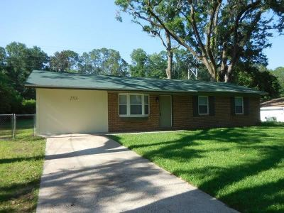 Tallahassee FL Single Family Home New: $139,900