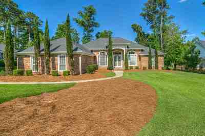 tallahassee Single Family Home Reduce Price: 9208 Shoal Creek Drive