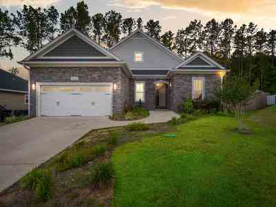 tallahassee Single Family Home For Sale: 2515 Capstone Drive