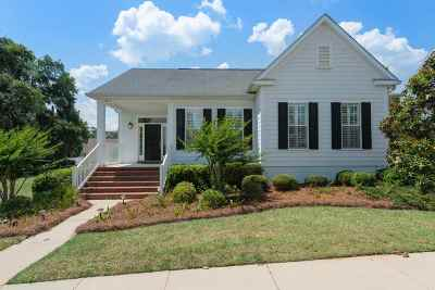 tallahassee Single Family Home For Sale: 3614 Longfellow Road