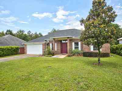 Tallahassee Single Family Home Increase Price: 2788 Wade Trail