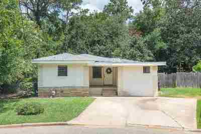 tallahassee Single Family Home Reduce Price: 2030 Desiree Court