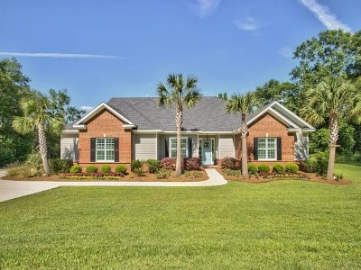 tallahassee Single Family Home For Sale: 1175 Archangel Way