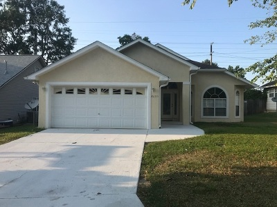 tallahassee Single Family Home For Sale: 8605 Milford Court
