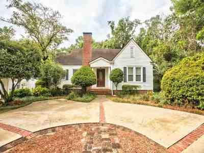 tallahassee Single Family Home Back On Market: 813 Ingleside Avenue