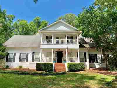 Tallahassee Single Family Home For Sale: 524 Moss View Way