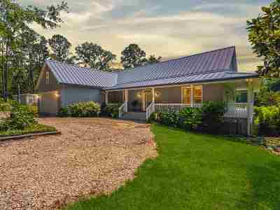 Gadsden County Single Family Home For Sale: 804 Frank Smith Road