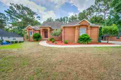 tallahassee Single Family Home For Sale: 311 Thornberg Drive
