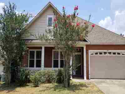 tallahassee Single Family Home For Sale: 3750 Chaseridge Court