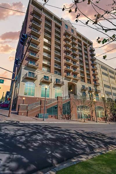 Tallahassee Condo/Townhouse New: 215 W College Avenue #801