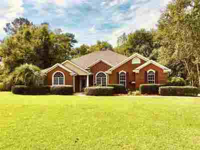 Tallahassee Single Family Home For Sale: 1422 Stourhead Court