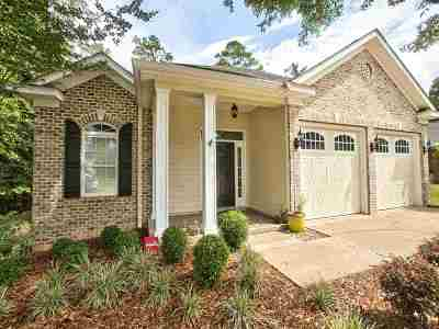 tallahassee Single Family Home For Sale: 3312 Harbor Club Drive