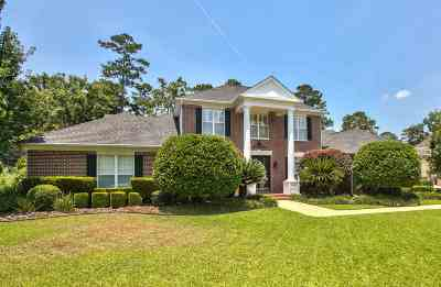 Tallahassee Single Family Home For Sale: 9670 Deer Valley Drive