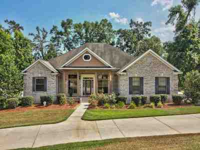 Tallahassee Single Family Home For Sale: 4617 Forest Ridge Drive