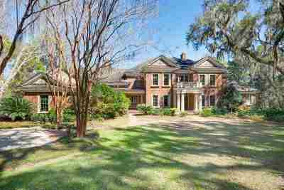 tallahassee Single Family Home For Sale: 320 Oaks Will Court