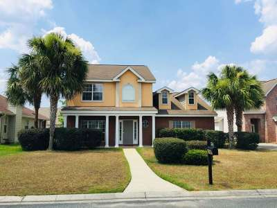 tallahassee Single Family Home For Sale: 6138 Eastfield Trail