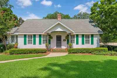 Tallahassee Single Family Home For Sale: 902 Washington Street