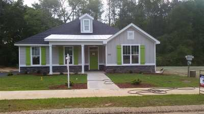 tallahassee Single Family Home For Sale: 339 Gathering Oaks Drive