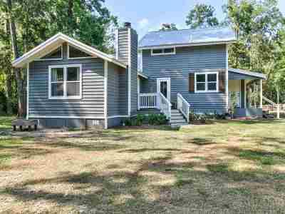 Gadsden County Single Family Home Back On Market: 477 Frank Pais Road