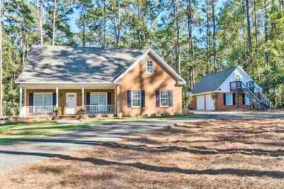 Tallahassee Single Family Home For Sale: 7551 Bowling Green Drive