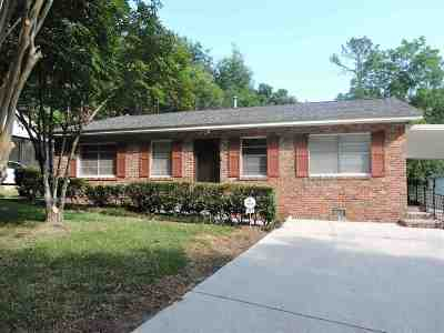 Tallahassee Single Family Home New: 747 E Tennessee Street