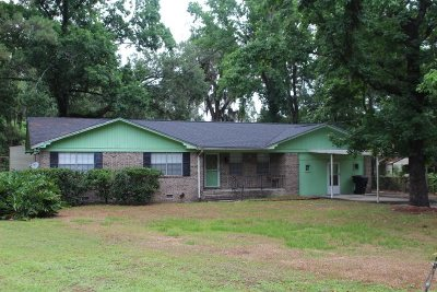 tallahassee Single Family Home For Sale: 2510 Waldemar Lane