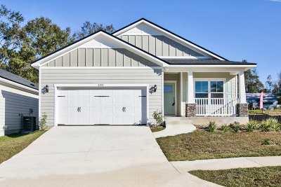 tallahassee Single Family Home For Sale: Lot E4 Lexington Creek Drive