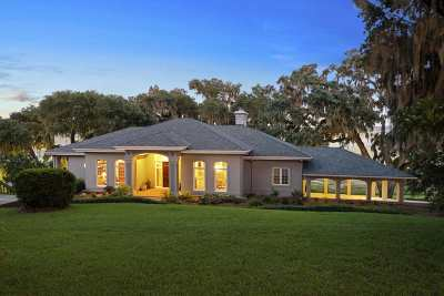 tallahassee Single Family Home For Sale: 5000 Brill Point