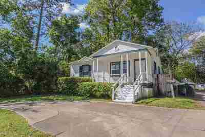 tallahassee Single Family Home For Sale: 726 Arkansas Street