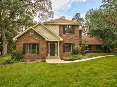 tallahassee Single Family Home For Sale: 2945 2945 Golden Eagle Drive East