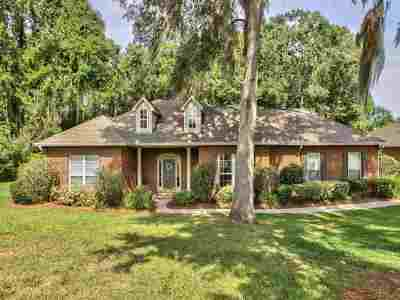 Tallahassee Single Family Home New: 7782 Cricklewood Drive