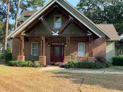 Tallahassee Single Family Home New: 3081 Surrat Lane