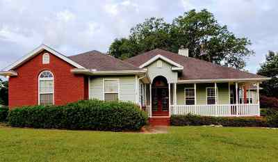 Tallahassee Single Family Home New: 6525 Cedar Chase Way