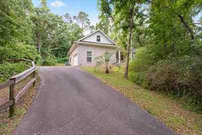 tallahassee Single Family Home New: 2067 Cynthia Drive