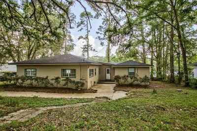 tallahassee Single Family Home New: 18823 Star Hill Ln