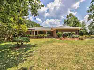 tallahassee Single Family Home For Sale: 3811 Longford Drive