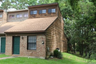 tallahassee Condo/Townhouse For Sale: 1141 Ocala Road #3/47
