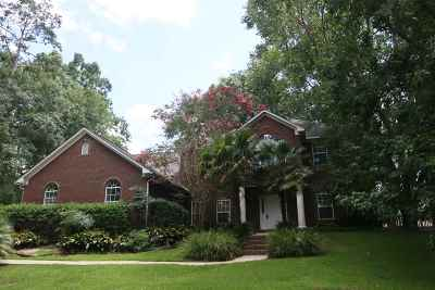 Tallahassee Single Family Home For Sale: 8770 Dunblane Court