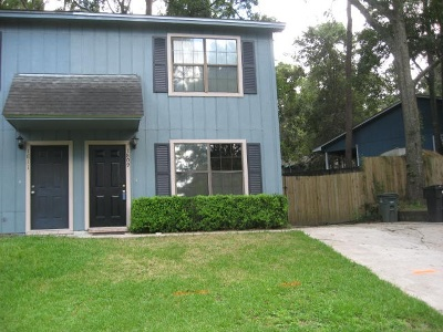 tallahassee Condo/Townhouse For Sale: 1809 Meriadoc Road
