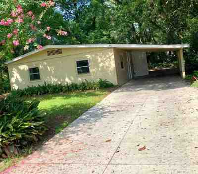 tallahassee Single Family Home For Sale: 1514 Majestic Avenue